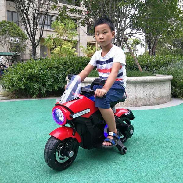 Europe style for Two Wheels Car Kids Electric Ride On -
