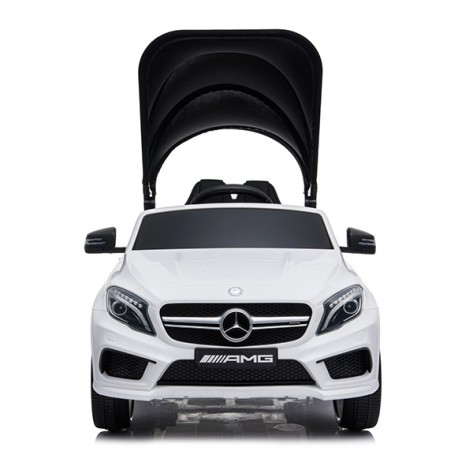 OFFICIALLY Licensed Ride On Toy Car Mercedes AMG GLA45 LOW Door
