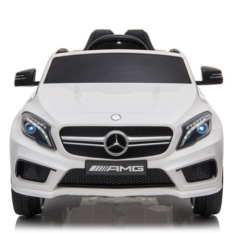 OFFICIALLY Licensed Ride On Toy Car Mercedes AMG GLA45 HIGH Door