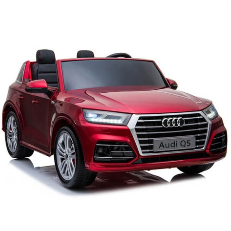Audi Q5 Two Seats high door