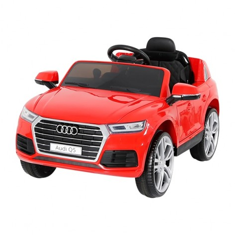 LICENSED Audi Q5 12V 4WD 1 SEAT Ride on cars,without side window