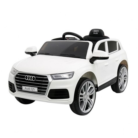 LICENSED AUDI Q5 12V 4WD 1 SEAT Electric ride on car, WITH SIDE WINDOW