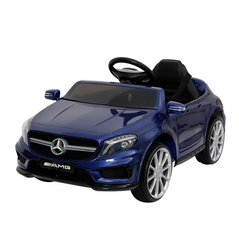 LICENSED Mercedes-Benz GLA45 AMG 6V 4WD Ride on Cars, Small Size