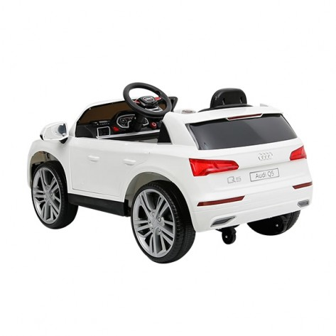 Audi Q5 One Seat low door