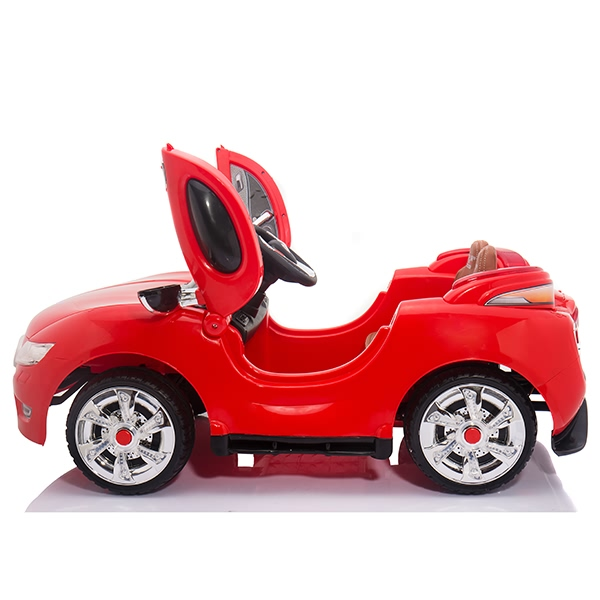 8 Year Exporter Double Battery Kids Car -